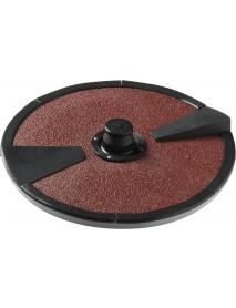 KBS Reibscheibe PTA Schmirgelbeschichtung für Kartoffelschälmaschine