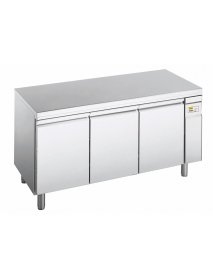 NordCap Backwarentiefkühltisch BTKT-O 3-800